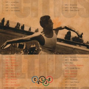 Celjski olimpijci : 1936-1988
